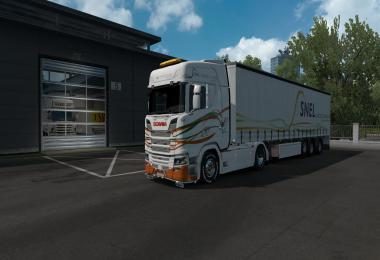 Ownable Trailer G.Snel v1.0