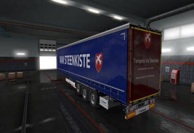 Ownable Trailer Van Steenkiste v1.0