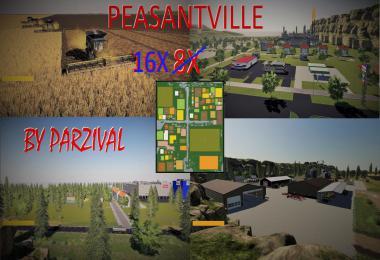 Peasantville 2 16X Production v1.8