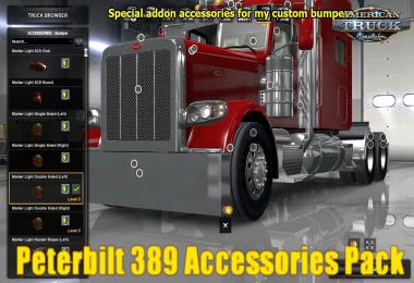 PETERBILT 386 TUNING PACK 1.37