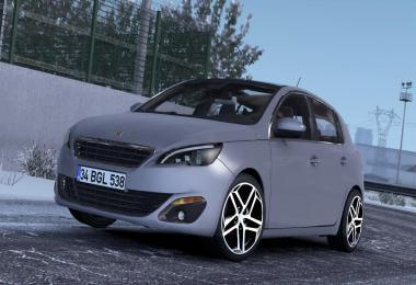 Peugeot 308 V1R30 1.37