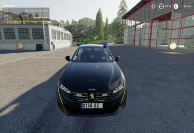 Peugeot 508 SW 2019 Kripo v1.2