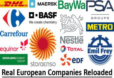 Real European Companies Reloaded 1.37