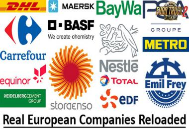 Real European Companies Reloaded v1.1 by NiHao