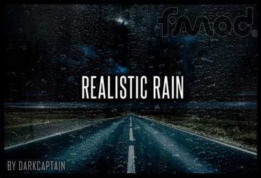 Realistic Rain v3.4.2