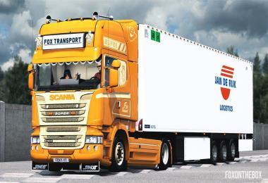 Realistic Truck Physics 1.37
