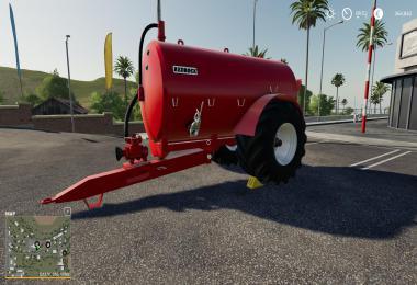 Redrock slurry tanker v1.0