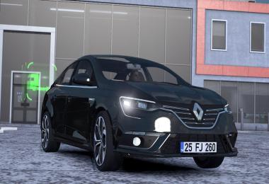 Renault Megane IV V1R30 1.37