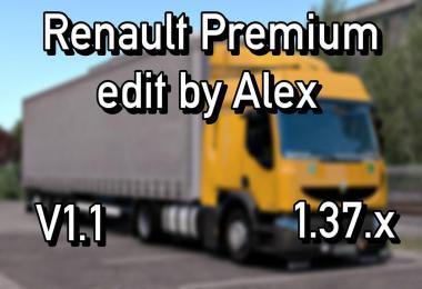 Renault Premium edit by Alex v1.1 1.37