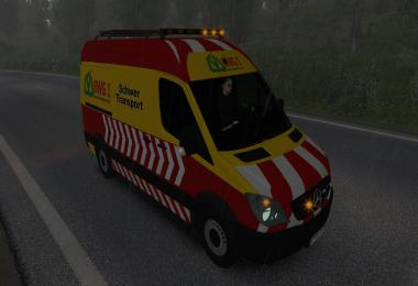 RWG I Sprinter Escort Vehicle v1.0