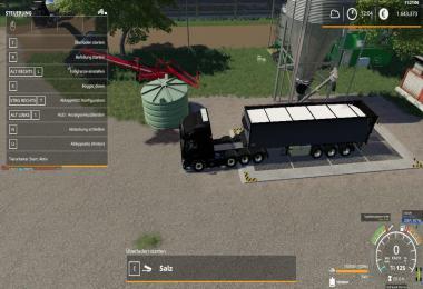 Salt storage silo v1.0