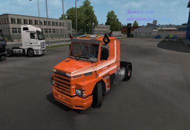 Scania 2 Series edit mjtemdark 1.37.x Final