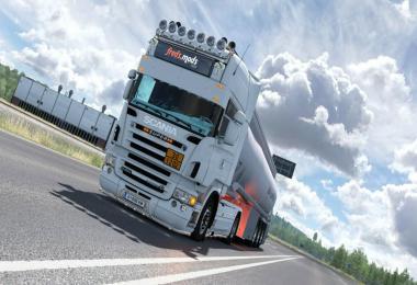 Scania R 2012 & Streamline 2014 1.37.x