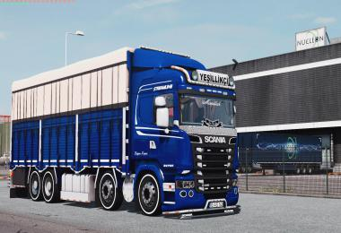 Scania R440 Turkish Truck 1.37