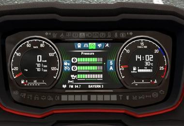 Scania S dashboard computer v1.4