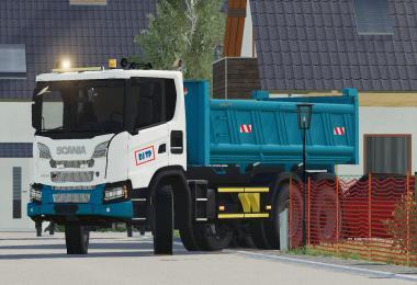 Scania XT 6x4 1.0