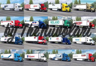 SCS 53ft trailer skinpack v1.2.5