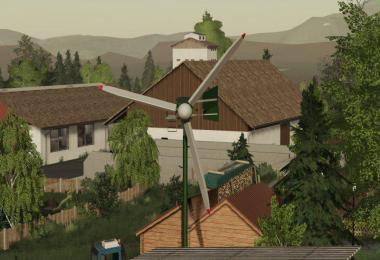 SMALL WIND TURBINE 5KW v1.0.0.0