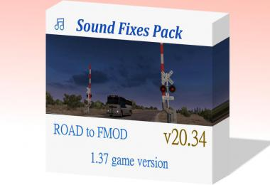 Sound Fixes Pack v20.34