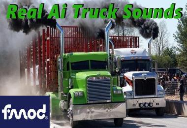 Sounds for ATS Truck traffic pack v2.6.3 1.37