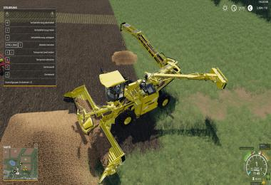 Standard Holmer and Ropa machines potato ready v1.0.0.0