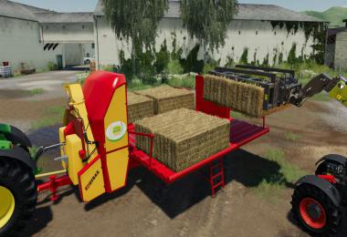 Straw Blower Gyrax BIG CONFORT v1.0.0.1