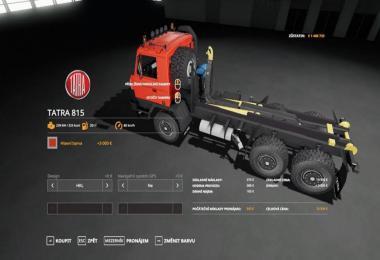 Tatra 815 HKL v1.0.0.0