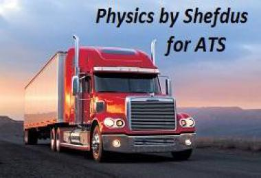 Truck Physics by Shefdus v2.0 1.37.x