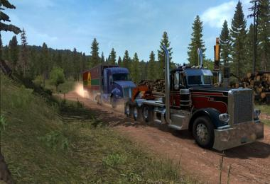 Truck Rescue Trailer Pack + Big N Heavy Trailer Addon Pack 1.37