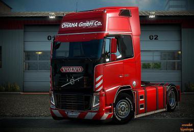 Volvo FH 2009 v20.01r 1.37