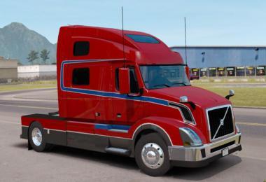 Volvo VNL 4x2 Chassis v1.0