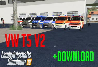 VW T5 V2 by SoSi-Modding v2.0