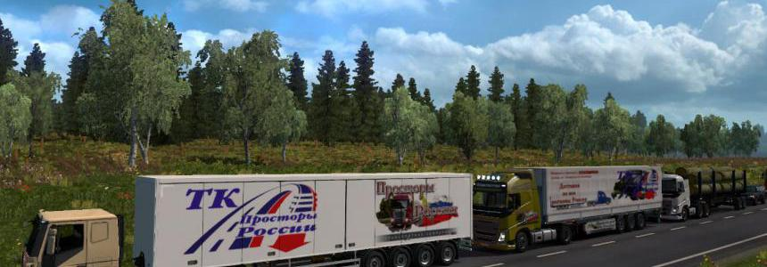 Russian Open Spaces v7.8 1.37