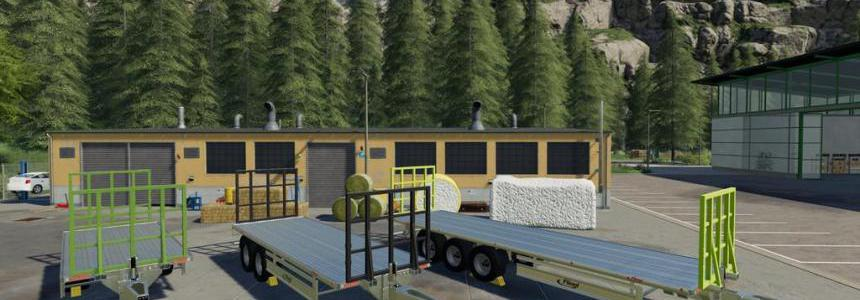 Fliegl TPW Bale Trailer Set v1.2.1.0