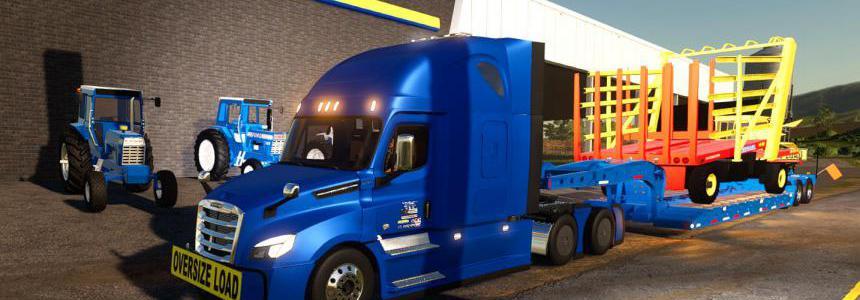 Freightliner Cascadia P4 v2.0