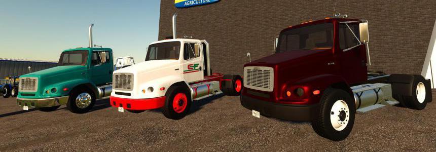 Freightliner FL112 Day Cab Truck v1.0