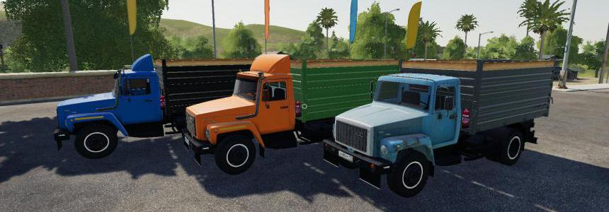 GAZ 35071 and SAZ 83173 v2.0