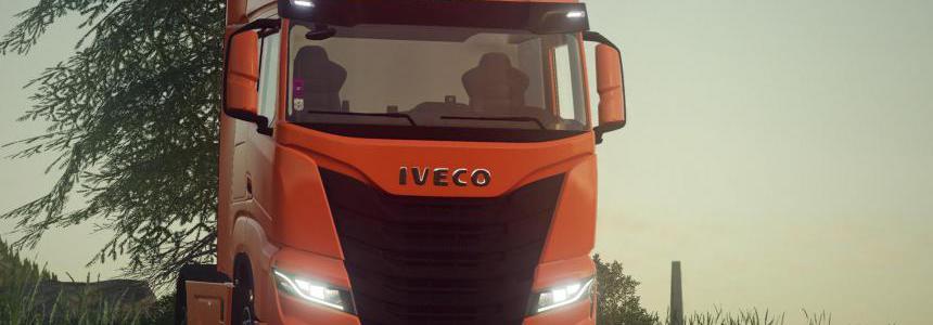 IVECO S-WAY 2020 v1.0