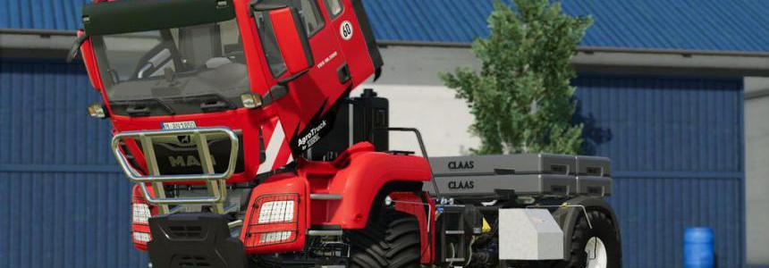 Man Tgs Agro Truck v1.0.0.0