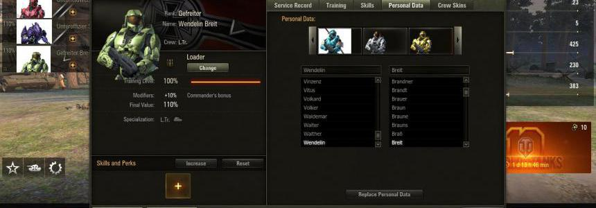 Spartan Crew v2.0
