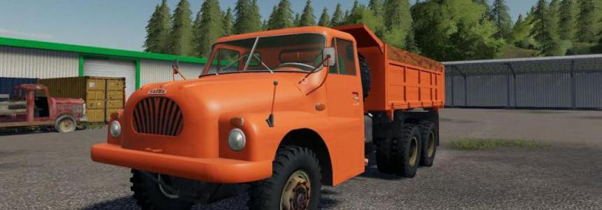 Tatra 138 S3 v1.0.0.0