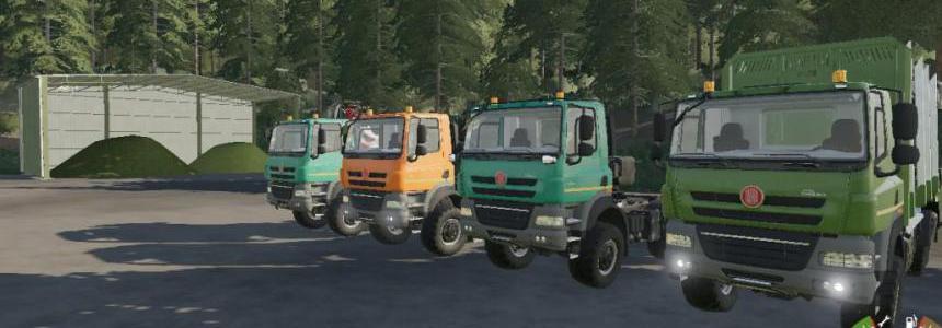 Tatra Phoenix Pack v1.0.0.0
