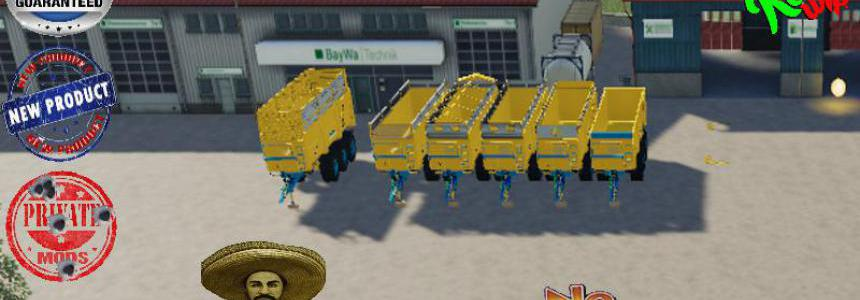 TIPPER ROLLAND 32T YELLOW v1.5.0.2