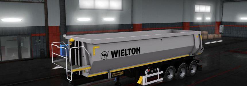 Trailer Wielton Pack v1.2