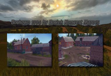 Bockowo 1996 Farming Simulator 17 v1.1