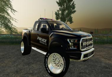 2017 Ford Raptor Police Edition v1.0