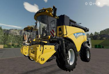 New Holland CR1090 v1.0.0.0
