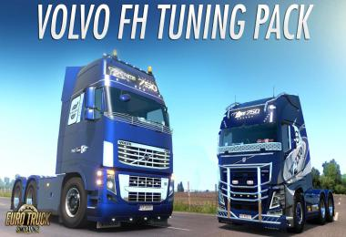 Volvo FH Tuning Pack 1.37