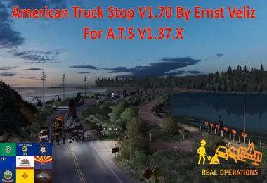 American Truck Stop v1.70 By Ernst Veliz