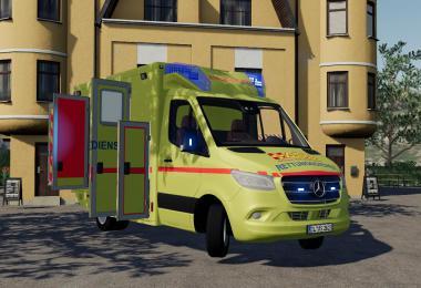 ASB Mercedes Sprinter RTW Skin v1.0
